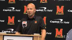 Terps interim coach Canada speaks about win against Texas [Video]
