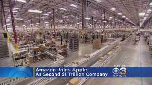 Amazon Joins Apple As Second $1 Trillion Company [Video]