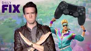 No Fortnite Crossplay, CEO Says PS4 'The Best' [Video]