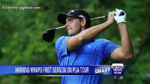 Brandon Harkins finishes first season on the PGA Tour [Video]