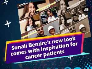 Sonali Bendre's new look comes with inspiration for cancer patients [Video]