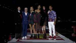 Tommy Hilfiger - Winter Show 2018 in Shanghai (with interviews) [Video]