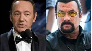 Los Angeles DA Won't Charge Spacey, Seagal [Video]