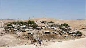 Bedouin Village In West Bank To Be Razed [Video]