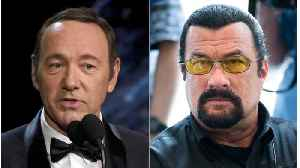 Prosecutors Reject Sex Abuse Cases Involving Kevin Spacey and Steven Seagal [Video]