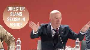 Director Jacques Audiard explains the real problem with gender imbalance at festivals [Video]