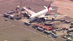 Ten passengers taken ill on Emirates Dubai-JFK flight [Video]