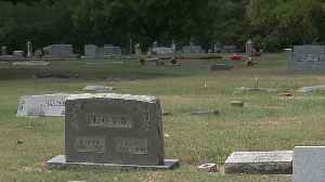 Segregated Cemetery United After Separation Fence is Torn Down [Video]