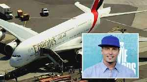 Vanilla Ice Aboard Plane From Dubai in Which 100 People Got Sick [Video]