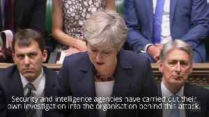 Theresa May confirms Salisbury suspects are members of Russian military intelligence [Video]