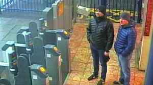 Police release CCTV images of Novichok poisoning suspects [Video]
