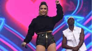 Ally Brooke Owns the Stage At Her First Solo Show [Video]