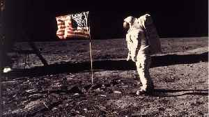 Buzz Aldrin Weighs In on 'First Man' Flag Controversy [Video]
