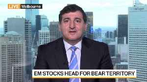 Emerging-Market Rout Not Going Away Any Time Soon, Boubouras Says [Video]