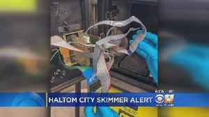 Suspected Skimming Device Pulled From Haltom City Gas Pump [Video]