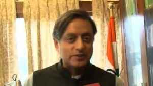 Shashi Tharoor's 'Why I Am A Hindu' To Be Made As Web Series [Video]