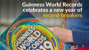 Guinness World Records celebrates 2019 records [Video]