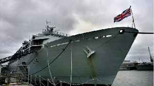 Beijing Angered After British Navy Warship Sails Near Contested South China Sea Islands [Video]