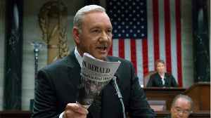 New House Of Cards Clip Buries Kevin Spacey's Frank Underwood [Video]