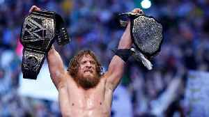 Daniel Bryan Signs New WWE Contract [Video]