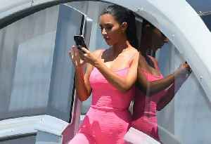 Kim Kardashian's Doctor Orders Her To Stop Snapping Selfies! [Video]