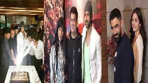 Hrithik Roshan's Super 30 Wrap Up Party: Amit Sadh, Mrunal Thakur & other attend | FilmiBeat [Video]