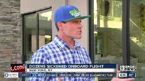 Vanilla Ice on plane of sick people [Video]