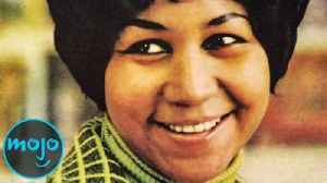 Top 10 Memorable Aretha Franklin Moments [Video]