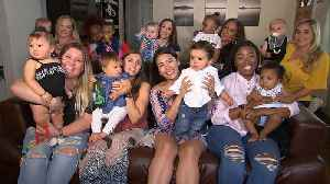 Moms Celebrate First Birthdays of Babies Born During Hurricanes Irma and Harvey [Video]