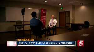 State Raising Awareness of Unclaimed Life Insurance Money in Tennessee [Video]