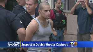 Truck With Murder Suspect Inside Leads Police On Hour-Long Chase [Video]