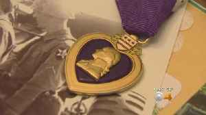 Group Of Purple Heart Recipients Is Reaching Out To Others [Video]