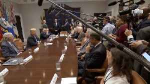 News video: Trump: General Mattis Has Strongly Refuted The Bob Woodward Book