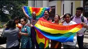 Celebrations as India legalises gay sex in historic ruling [Video]