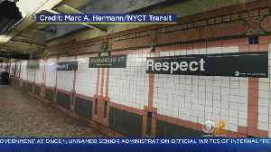 MTA Showing 'Respect' To Aretha Franklin [Video]