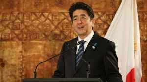 Abe Deploys Troops After Deadly Earthquake in Japan [Video]