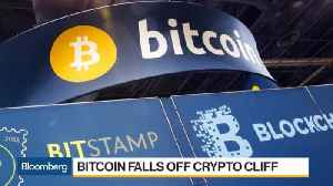 Bitcoin Tumbles as Cryptocurrencies Near Nine-Month Low [Video]