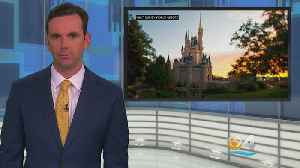 Jersey Tourist Tells Disney Greeters He's There To