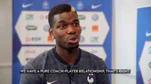 Pogba unsure on United future [Video]