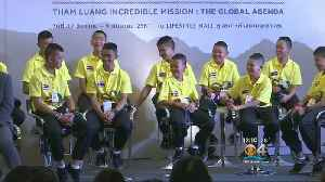 Thai Boys Soccer Team Freed From Cave Back In The Spotlight [Video]