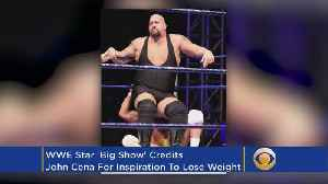 WWE Superstar Big Show On Dramatic Weight Loss: 'It's John Cena's Fault' [Video]