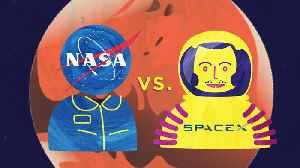 The Race to Mars Is More than Musk vs. NASA [Video]