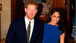 Prince Harry And Meghan Markle Attend Concert To Benefit Mental Health Charities [Video]