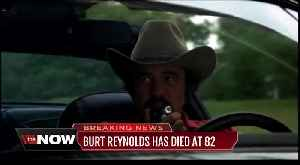News video: Burt Reynolds, actor and director, has died at age 82