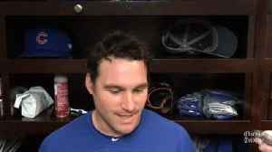 Cubs' Daniel Murphy on his return to Nationals Park [Video]