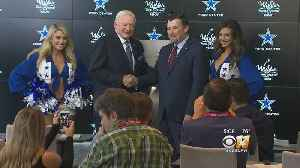 Dallas Cowboys Strike Deal With Winstar World Casino And Resort [Video]