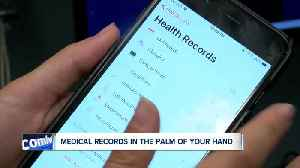Buffalo Medical Group patients can access medical records on iPhone [Video]