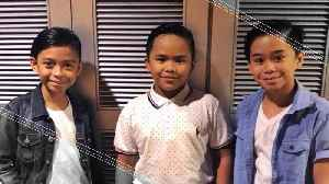 The TNT Boys are Taking the World by Storm [Video]