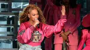 Beyoncé Reflects on 'Monumental' Year in Letter [Video]