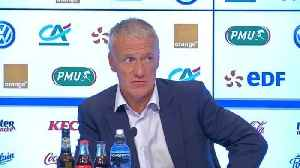 """Nations League draw with Germany a """"good result"""" for France - Deschamps [Video]"""